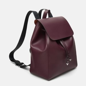 NWT Zara Backpack with Nylon Straps